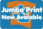 Jumbo Printing Available